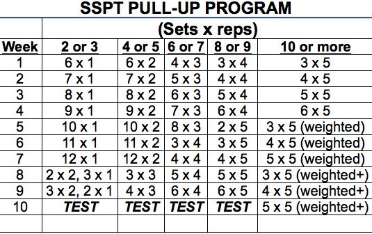 bar muscle up program pdf